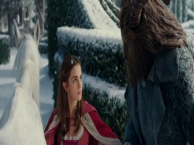 """Trailer """"Beauty and the Beast"""""""