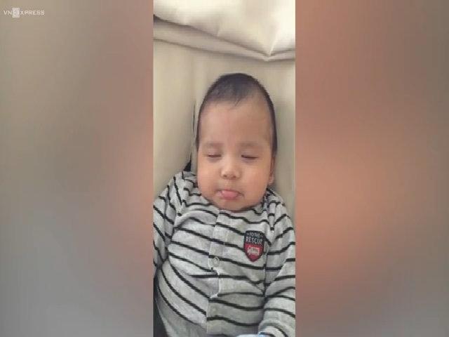 Jennifer Phạm khoe con trai ba tháng tuổi