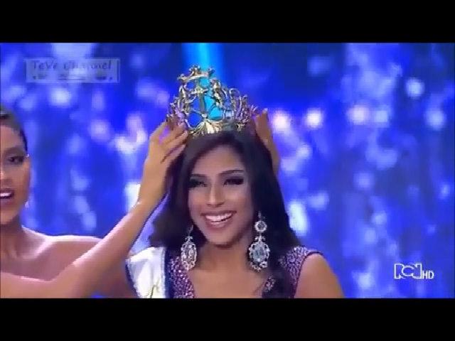 Hoa hậu Colombia 2017