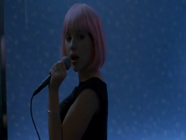 Scarlett Johansson trong Lost in Translation