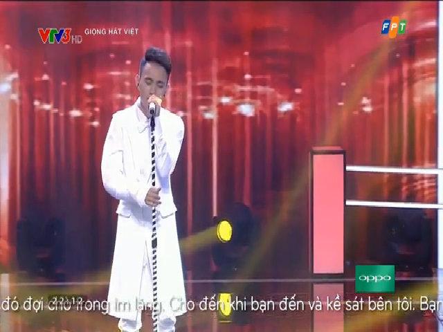 Anh Phong hát 'You Raise Me Up'