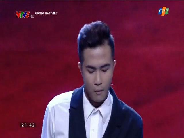Tuấn Phong hát 'Mất đi ánh mặt trời'