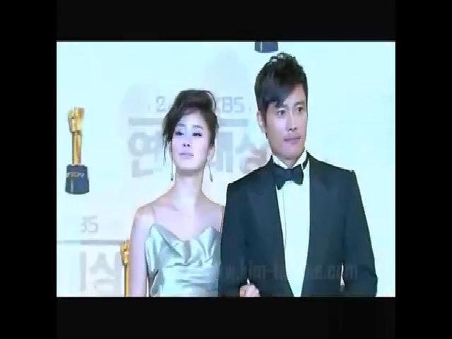 Kim Tae Hee trên thảm đỏ 2009