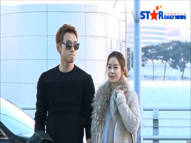 Kim Tae Hee và Bi Rain đi tuần trăng mật