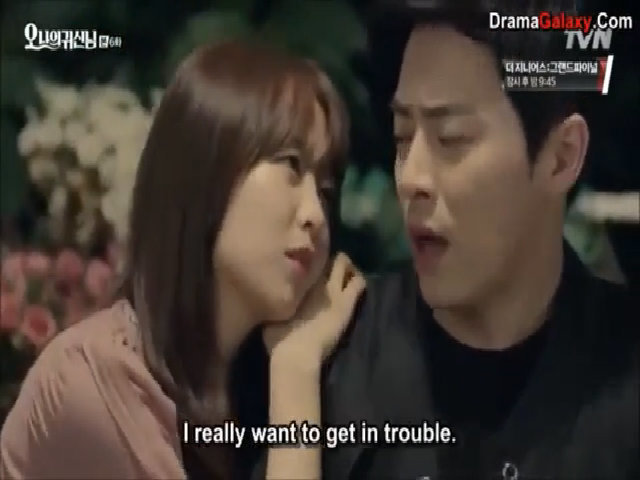"""Park Bo Young trong series truyền hình """"Ma nữ đáng yêu"""""""