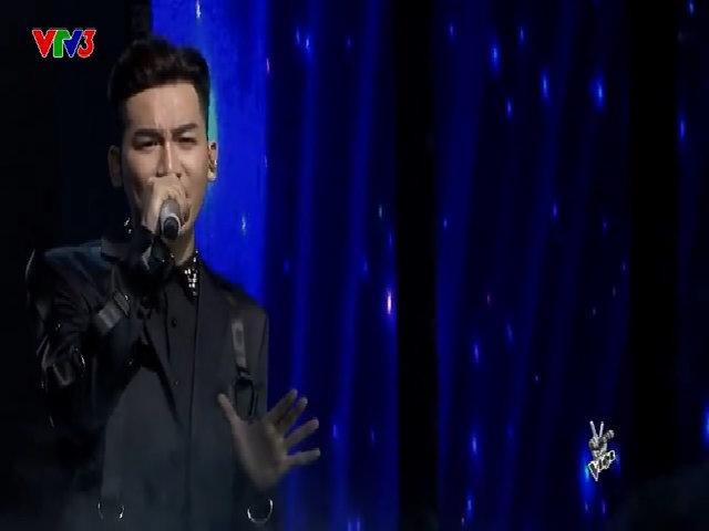 Ali Hoàng Dương hát 'Chuyện hôm qua đó'