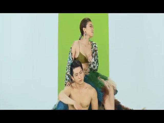 Tiêu Châu Như Quỳnh khoe hình thể trong MV mới