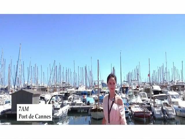 Vũ Ngọc Anh ở Cannes
