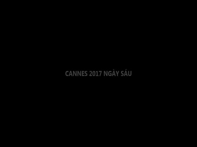 Vũ Ngọc Anh trên thảm đỏ Cannes
