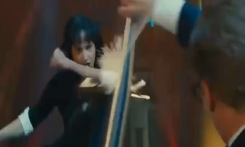Sofia Boutella trong 'Kingsman: The Secret Service'