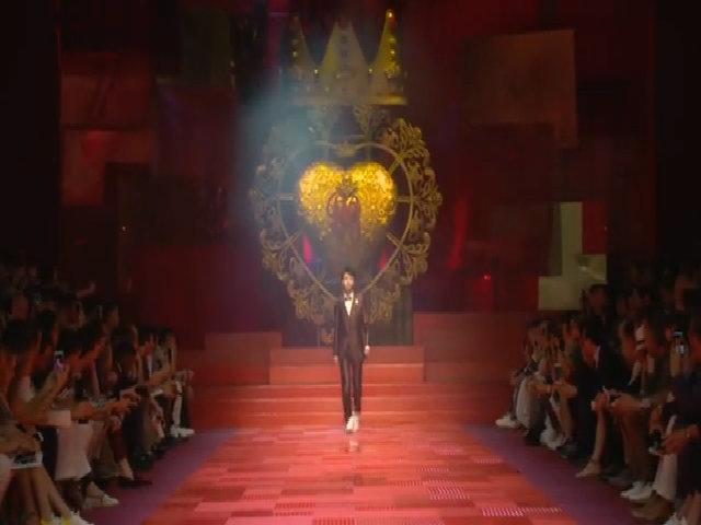 Bộ sưu tập nam Xuân Hè 2018 của Dolce & Gabbana