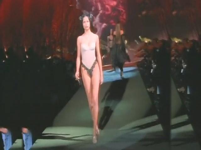 Những khoảnh khắc ấn tượng của Adriana Lima