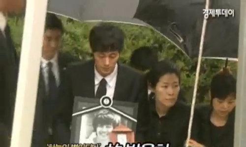 Moi tinh tuyet vong khien Park Yong Ha day dut den cuoi doi
