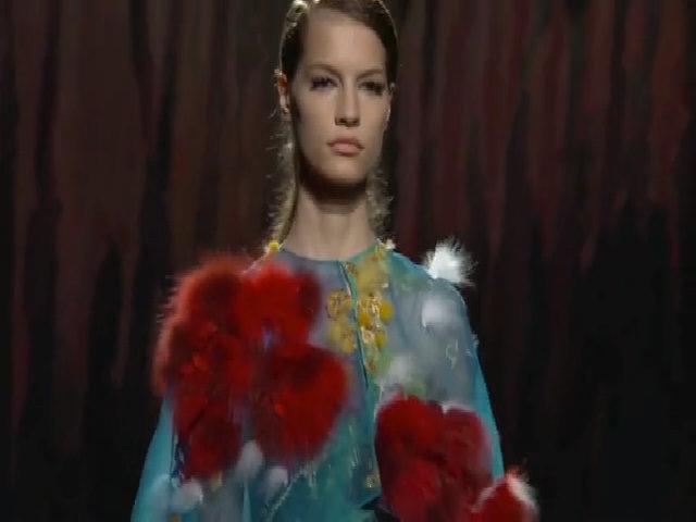 Bộ sưu tập couture Thu Đông 2017 của Fendi