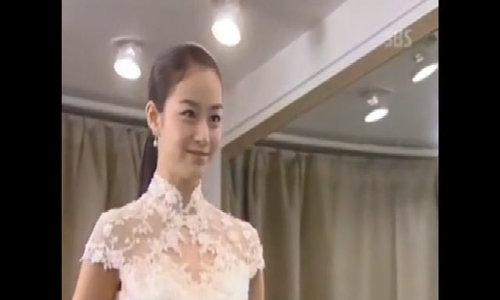 Kim Tae Hee trong phim 'Nấc thang lên thiên đường'