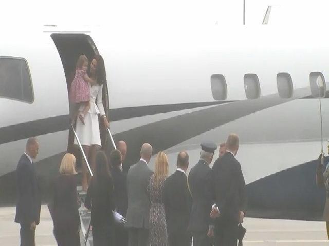 Gia đình Hoàng tử Anh đến thăm Ba Lan