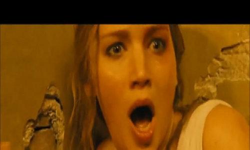 Jennifer Lawrence gào thét trong căn nhà ám ảnh