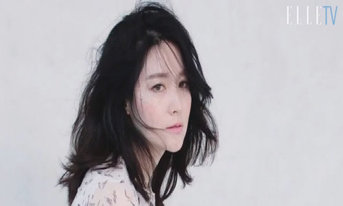 Lee Young Ae khoe nhan sắc tứ tuần