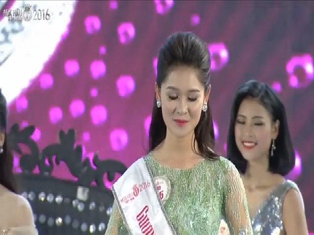 Thùy Dung một năm sau khi thành Á hậu Việt Nam 2016