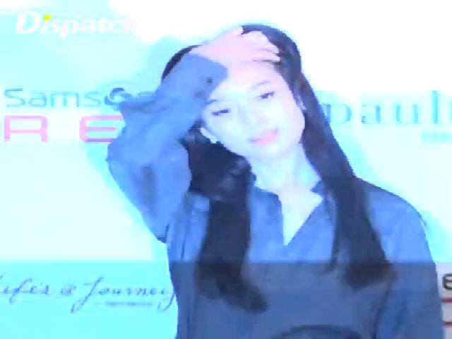 Han Hyo Joo trong sự kiện ngày 14/9