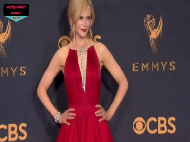 Nicole Kidman Emmy 2017