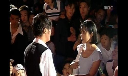 Choi Jin Sil và Ahn Jae Wook trong 'Ước mơ vươn tới một ngôi sao'