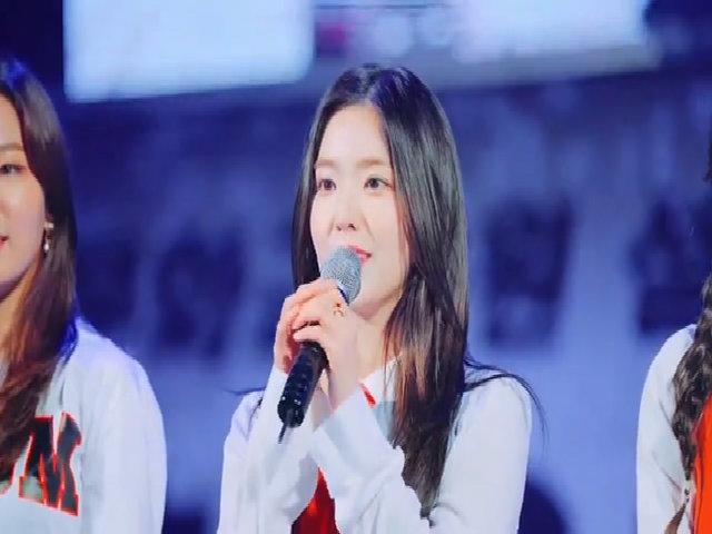 Vẻ đẹp của Irene khiến khán giả trầm trồ