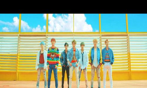 """MV """"DNA"""" của BTS"""