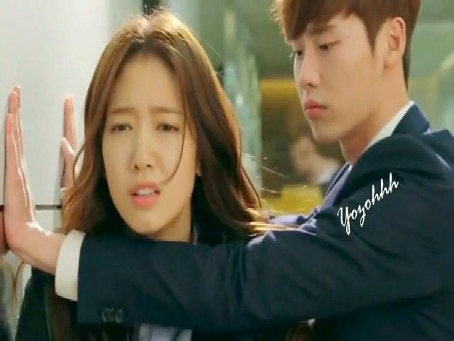 Park Shin Hye và Lee Jong Suk trong 'Cô bé người gỗ'