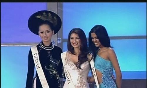 Mai Phương Thúy tại Miss World 2006