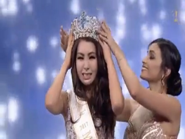 Chung kết Hoa hậu Siêu quốc gia 2017