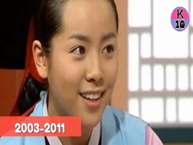 Han Ji Min biến đổi diện mạo sau nhiều năm