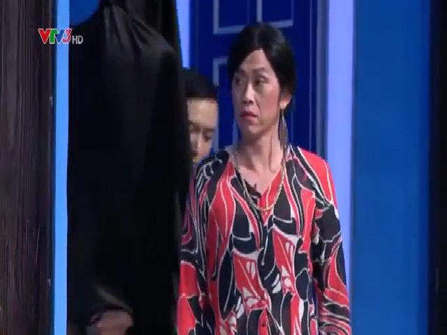 """Hoài Linh vào vai phụ nữ đanh đá trong """"Ơi giời cậu đây rồi"""""""