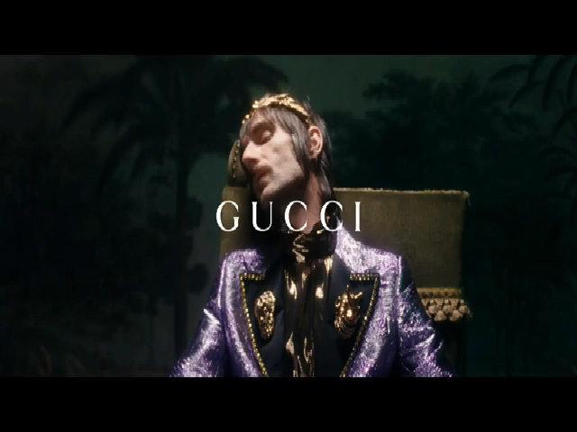 Bộ sưu tập Cruise 2018 của Gucci