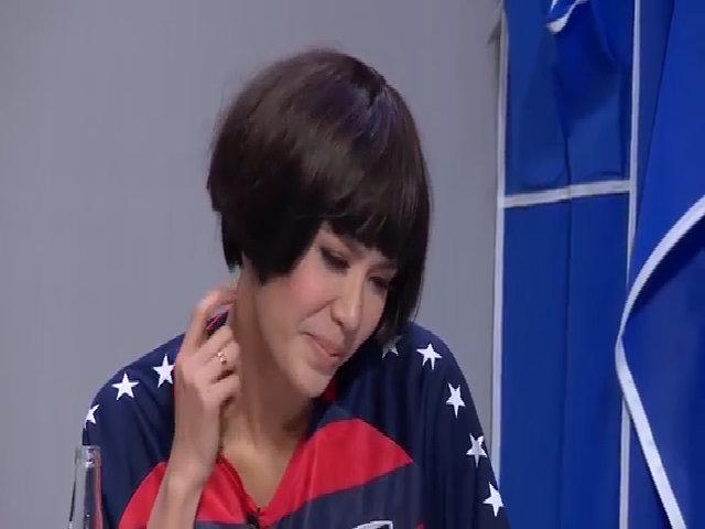 Minh Tú sợ diễn hài với Trấn Thành, Trường Giang