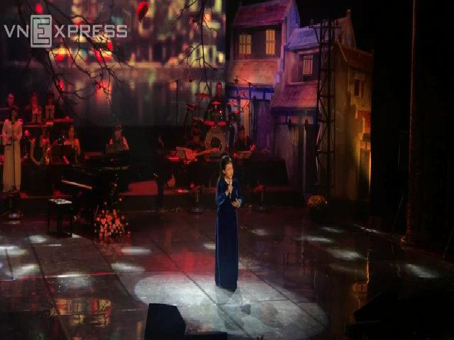 Khánh Ly hát 'Ru em từng ngón xuân nồng'