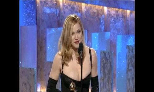 Madonna Quả Cầu Vàng 1997