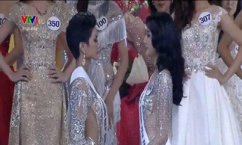 Người đẹp Ê đê đăng quang Hoa hậu Hoàn vũ Việt Nam 2017