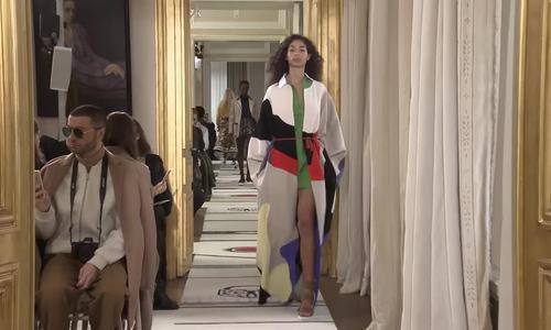 Schiaparelli couture Xuân Hè 2018