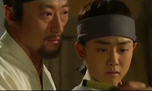Park Shin Yang và Moon Geun Young trong 'Họa sĩ gió'