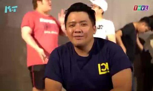 Con trai NSND Diep Lang to chuc sinh nhat som cho ban gai