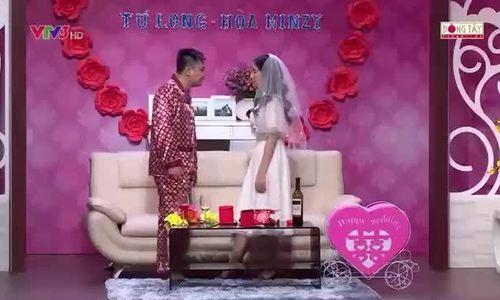 Hoa Minzy buc xuc vi bi ban tan voi Cong Phuong