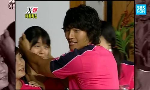 Kim Jong Kook và Yoon Eun Hye