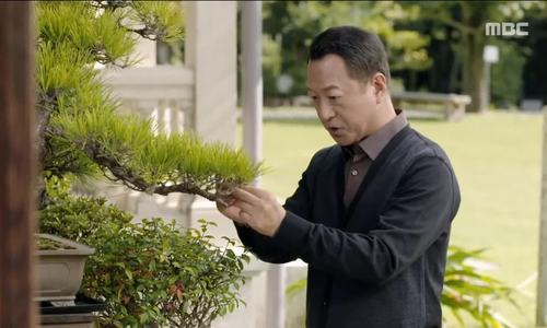 Choi Il Hwa trong phim