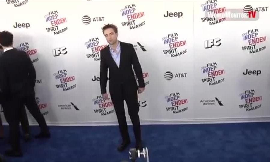 Robert Pattinson tại Film Independent Spirit Awards 2018