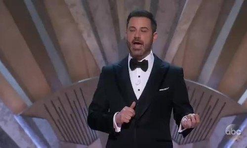 Jimmy Kimmel mở màn Oscar