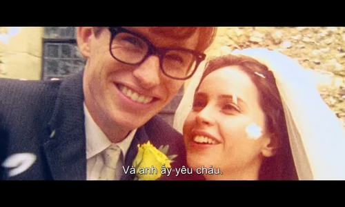 """Trailer phim """"The Theory of Everything"""""""