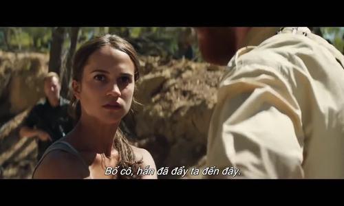 'Tomb Raider' - tác phẩm giải trí được Alicia Vikander nâng tầm