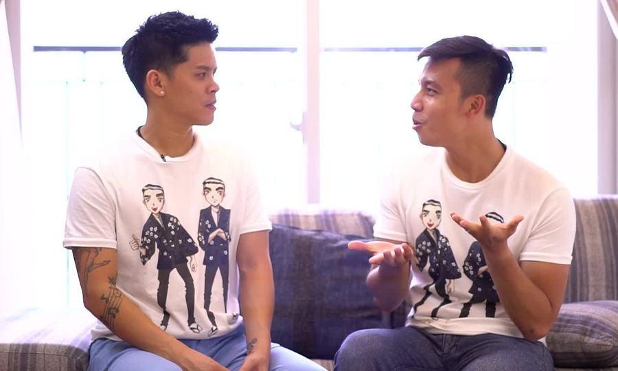 John Huy Trần: 'Tôi không dám hôn bạn đời trước ánh nhìn của người Việt'