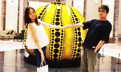 Hôn nhân Kwon Sang Woo và Á hậu Hàn Quốc